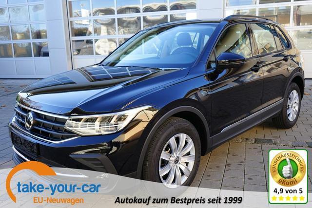 Volkswagen Tiguan - 1.5TSI OPF 96kW Neues Modell LED DAB  PDC ACC SHZ Vorlauffahrzeug