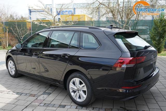 Volkswagen Golf VIII Variant LIFE 1.5TSI OPF 96kW 6-Gang NEUES MODELL Winterpaket