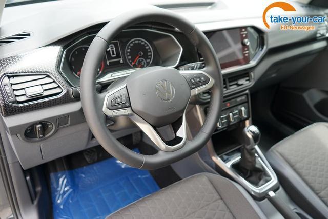 Volkswagen T-Cross STYLE 1.0TSI OPF 81kW LED ACC PDC DAB SHZ