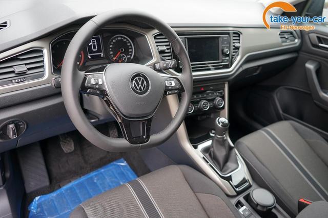 Volkswagen T-Roc Style 1.0 TSI OPF 81 kW ACC SHZ CLIMATRONIC DAB S
