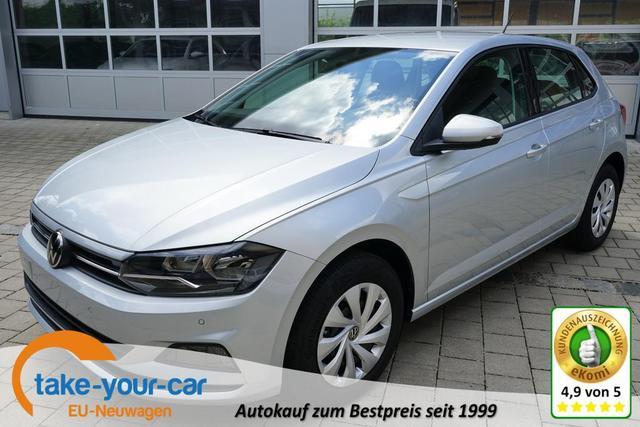 Volkswagen Polo - 1.0TSI 70kW COMFORTLINE DAB PDC TEMPOMAT Vorlauffahrzeug