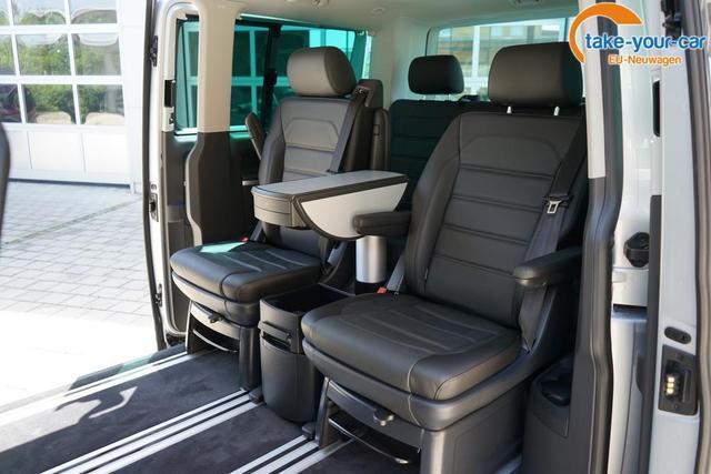 Volkswagen T6 Multivan HIGHLINE 2.0TDI 146kW DSG LEDER NAVI AHK LED STANDHEIZUNG
