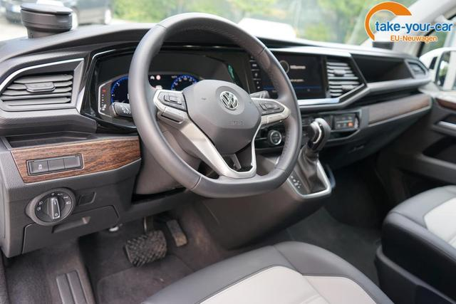Volkswagen Multivan 6.1 HIGHLINE 2.0TDI 110kW DSG LEDER NAVI AHK LED STANDHEIZUNG