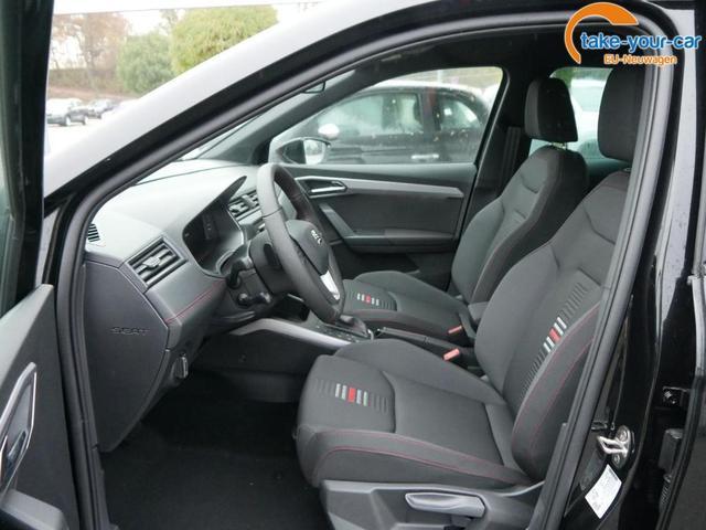 Seat Arona 1.0 TSI DSG FR * ACC FAHRASSISTENZPAKET NAVI VOLL-LED PARK ASSIST VIRTUAL COCKPIT