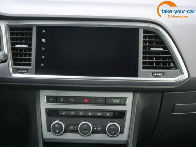 Seat Ateca 2.0 TSI DSG FR * 4DRIVE VOLL-LED NAVI PARKLENKASSISTENT FRONTSCHEIBEN-& LENKRADHEIZUNG