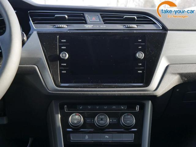 Volkswagen Touran 1.5 TSI ACT DSG COMFORTLINE * ACC WINTERPAKET NAVI PDC SHZG 7-SITZER