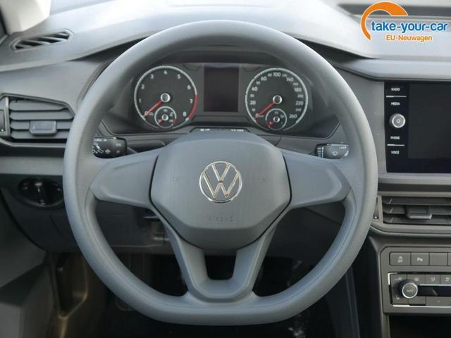 Volkswagen T-Cross 1.0 TSI * WINTERPAKET PARKTRONIC SITZHEIZUNG KLIMAAUTOMATIK NSW