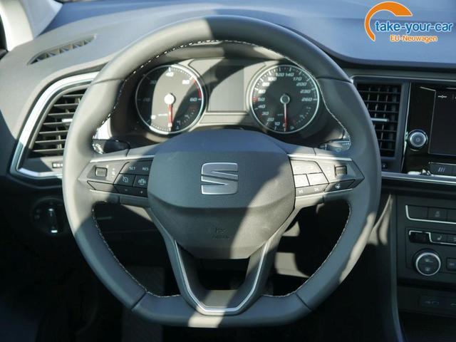 Seat Ateca 2.0 TDI DPF DSG STYLE * 4DRIVE NEUES MODELL VOLL-LED FULL-LINK-NAVI PDC LENKRAD-& SITZHEIZUNG