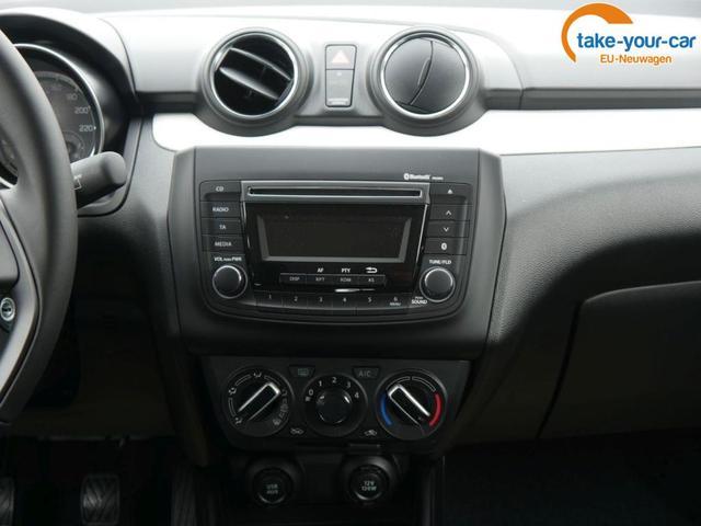 Suzuki Swift 1.2 Dualjet Hybrid CLUB * TEMPOMAT KLIMA START-& STOPP MULTIFUNKTIONSLENKRAD