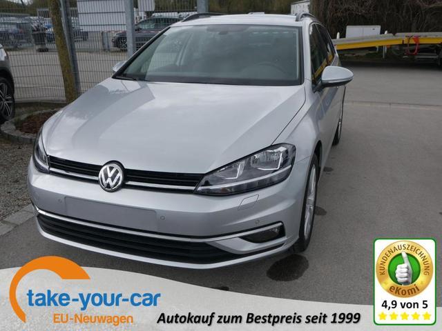 Volkswagen Golf Variant 1.6 TDI DPF COMFORTLINE * RABBIT WINTERPAKET ACC PDC KAMERA SHZG