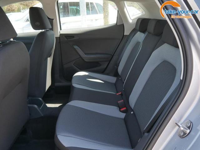 Seat Ibiza 1.0 TSI STYLE * WINTERPAKET SITZHEIZUNG FULL-LINK-NAVI KLIMAAUTOMATIK NSW