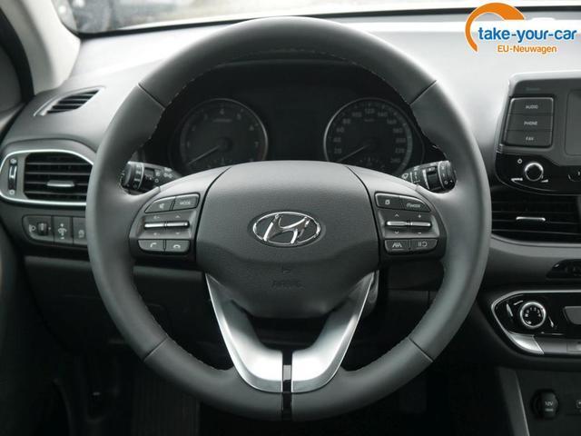 Hyundai i30 Kombi 1.0 T-GDi DCT PURE * FRESH PARKTRONIC SITZ-& LENKRADHEIZUNG TEMPOMAT