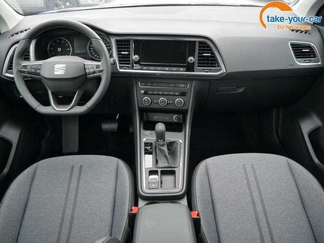Seat Ateca 1.5 TSI ACT DSG STYLE * NEUES MODELL ACC FAHRASSISTENZPAKET M VOLL-LED PARKLENKASSISTENT