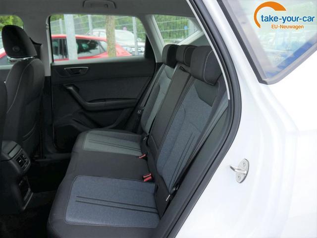 Seat Ateca 1.5 TSI ACT DSG STYLE * NEUES MODELL VOLL-LED PARKLENKASSISTENT SITZ-& LENKRADHEIZUNG