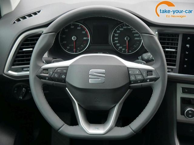 Seat Ateca 2.0 TSI DSG XPERIENCE * 4DRIVE VOLL-LED NAVI PARKLENKASSISTENT FRONTSCHEIBEN-& LENKRADHEIZUNG