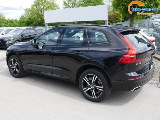 Volvo XC60 Recharge Plug-in Hybrid T6 AWD GEARTRONIC R DESIGN * STANDHEIZUNG PANORAMA LED NAVI 19 ZOLL