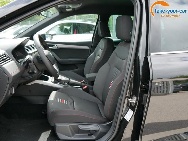 Seat Arona 1.0 EcoTSI DSG FR * ACC FAHRASSISTENZ-PAKET VOLL-LED NAVI PARK ASSIST