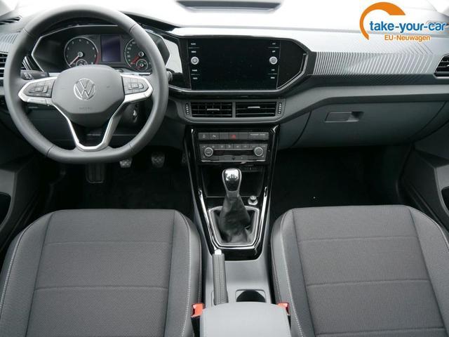 Volkswagen T-Cross 1.0 TSI STYLE * ACC DESIGN-& WINTERPAKET LED KAMERA PDC 18 ZOLL SHZG
