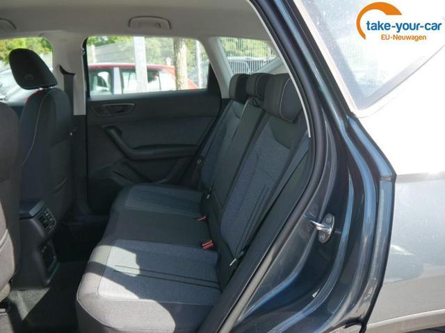 Seat Ateca 1.5 TSI ACT DSG STYLE * NEUES MODELL ACC AHK FAHRASSISTENZPAKET M VOLL-LED PARKLENKASSISTENT