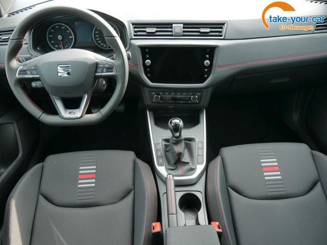 Seat Arona 1.0 EcoTSI FR * ACC FAHRASSISTENZ-PAKET VOLL-LED NAVI PARK ASSIST