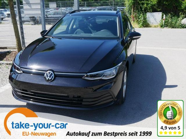 Volkswagen Golf Variant - VIII 1.5 TSI ACT LIFE   ACC AHK WINTERPAKET LED NAVI PDC SITZ-& LENKRADHEIZUNG Vorlauffahrzeug
