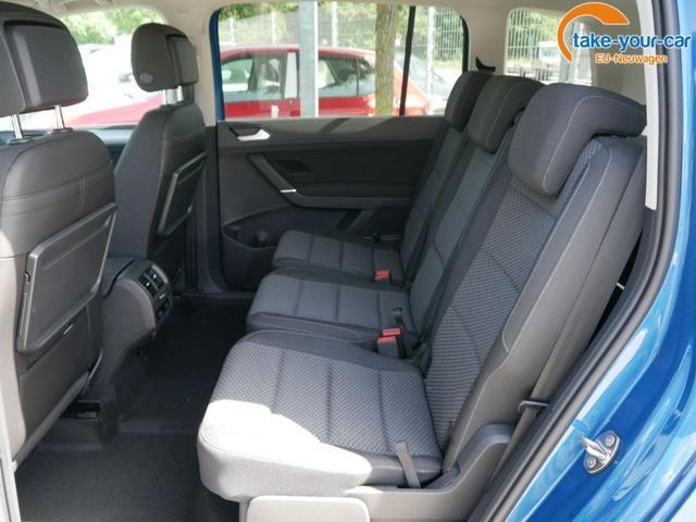Volkswagen Touran 1.5 TSI ACT COMFORTLINE * ACC WINTERPAKET KAMERA PDC SHZG APP-CONNECT