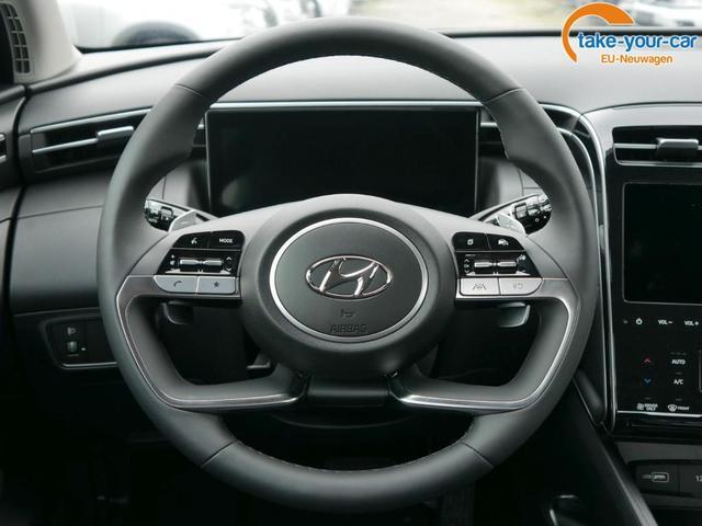Hyundai Tucson 1.6 T-GDI Hybrid AUTOMATIC 4WD SELECT * STYLE LED NAVI PDC KAMERA SITZ-& LENKRADHEIZUNG