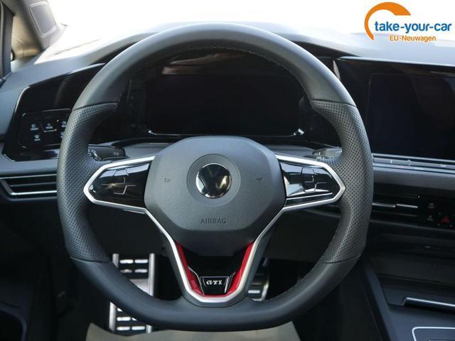 Volkswagen Golf VIII 2.0 TSI DSG GTI * ACC WINTERPAKET PANORAMA MATRIX-LED NAVI SITZ-& LENKRADHEIZUNG