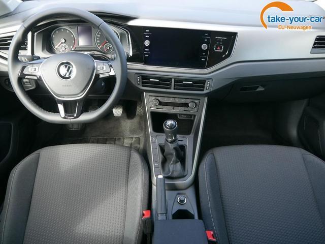 Volkswagen Polo 1.0 TSI COMFORTLINE * ACC RÜCKFAHRKAMERA PARKTRONIC SHZG APP-CONNECT
