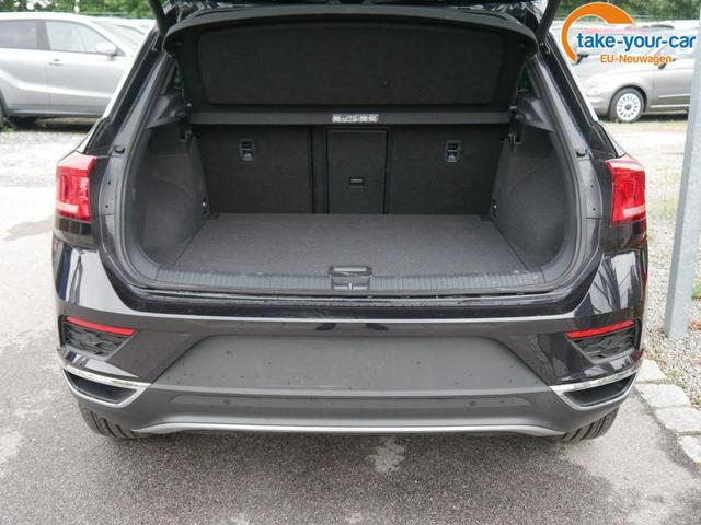 Volkswagen T-Roc 2.0 TDI DPF DSG UNITED * ACC AHK LED NAVI KAMERA PDC SHZG 18 ZOLL
