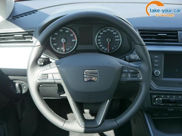 Seat Arona 1.0 TSI DSG STYLE * WINTERPAKET VOLL-LED PARKTRONIC SITZHEIZUNG FULL-LINK TEMPOMAT