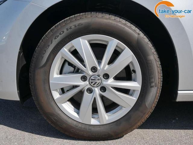Volkswagen Touran 2.0 TDI DPF DSG * COMFORTLINE MARATON EDITION AHK ACC LED NAVI FRONTSCHEIBENHEIZUNG