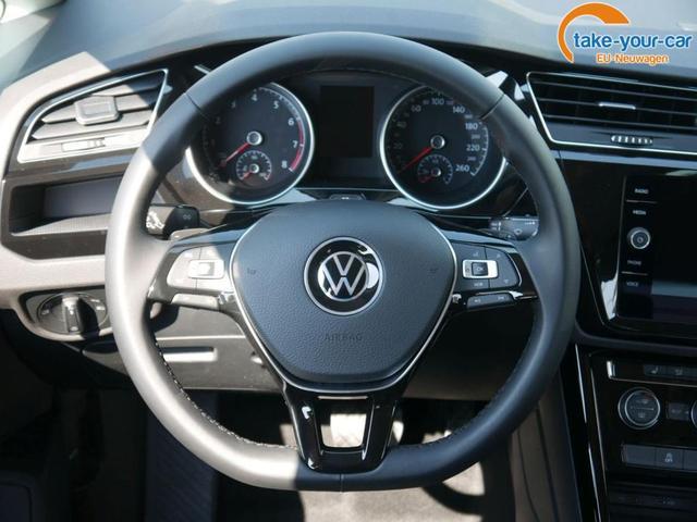 Volkswagen Touran 1.5 TSI ACT DSG HIGHLINE * ACC AHK NAVI 7-SITZER PARKTRONIC SITZHEIZUNG