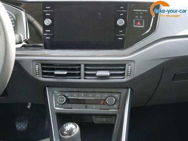 Volkswagen Polo 1.0 TSI HIGHLINE * PDC APP-CONNECT SHZG TEMPOMAT RÜCKFAHRKAMERA KLIMAAUTOMATIK
