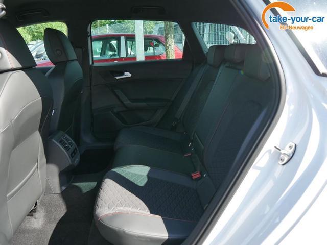 Seat Leon Sportstourer ST 1.5 TSI ACT FR * WINTERPAKET VOLL-LED NAVI PARKLENKASSISTENT LENKRADHEIZUNG