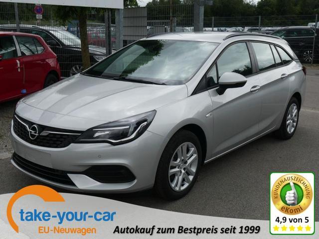 Opel Astra Sports Tourer - ST 1.5 Diesel EDITION   PARKTRONIC TEMPOMAT KLIMA SMARTPHONE-INTEGRATION Vorlauffahrzeug
