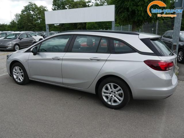 Opel Astra Sports Tourer ST 1.5 Diesel EDITION * PARKTRONIC TEMPOMAT KLIMA SMARTPHONE-INTEGRATION
