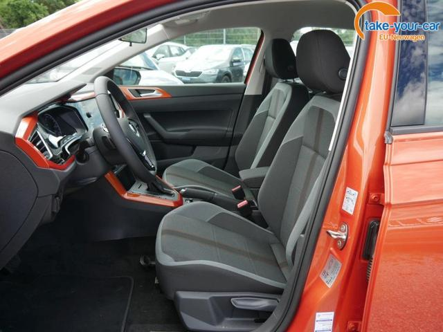 Volkswagen Polo 1.0 TSI DSG HIGHLINE * PDC APP-CONNECT SHZG TEMPOMAT RÜCKFAHRKAMERA KLIMAAUTOMATIK