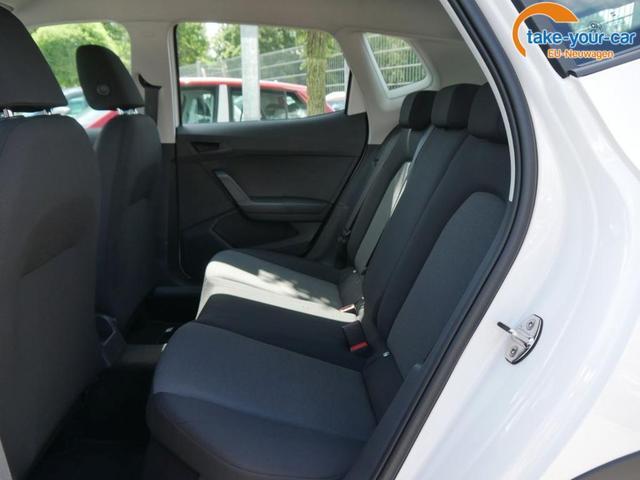 Seat Arona 1.0 TSI REFERENCE * WINTERPAKET PARKTRONIC SITZHEIZUNG KLIMA NEBELSCHEINWERFER
