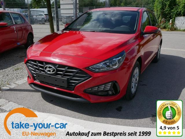 Hyundai i30 Kombi - 1.0 T-GDi DCT PURE   FRESH PARKTRONIC SITZ-& LENKRADHEIZUNG TEMPOMAT Vorlauffahrzeug