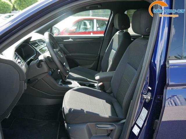 Volkswagen Tiguan Allspace 2.0 TDI DPF DSG UNITED * ACC AHK NAVI RÜCKFAHRKAMERA PARKLENKASSISTENT