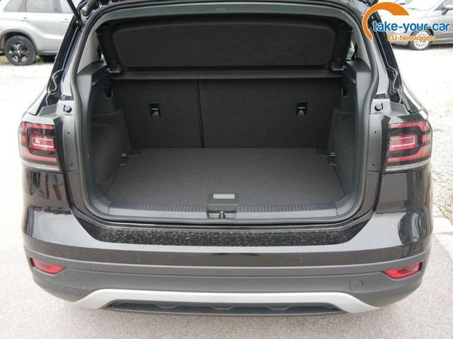 Volkswagen T-Cross 1.0 TSI DSG LIFE * WINTERPAKET PARKTRONIC SITZHEIZUNG APP-CONNECT KLIMA 16 ZOLL