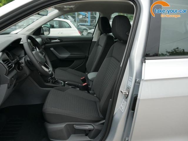 Volkswagen T-Cross 1.0 TSI DSG LIFE * AHK WINTERPAKET PARKTRONIC SITZHEIZUNG APP-CONNECT KLIMA 16 ZOLL