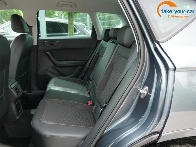 Seat Ateca 1.5 TSI ACT FR * NEUES MODELL ACC FAHRASSISTENZPAKET L VOLL-LED PARKLENKASSISTENT