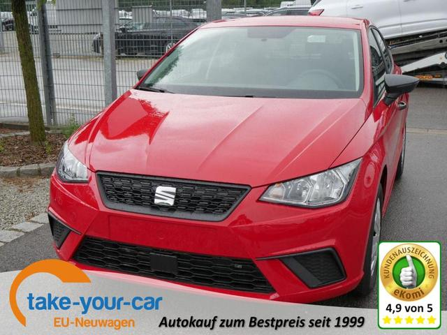 Seat Ibiza - 1.0 TSI REFERENCE   WINTERPAKET SITZHEIZUNG KLIMA START-& STOPP FRONT ASSIST Vorlauffahrzeug