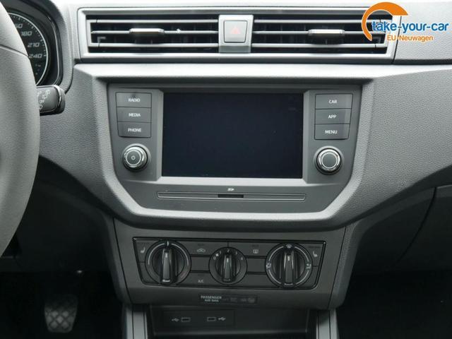 Seat Ibiza 1.0 TSI REFERENCE * WINTERPAKET SITZHEIZUNG KLIMA START-& STOPP FRONT ASSIST