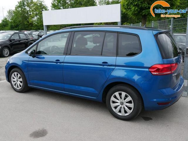 Volkswagen Touran 1.5 TSI ACT COMFORTLINE * ACC WINTERPAKET NAVI KAMERA PDC SHZG 7-SITZER