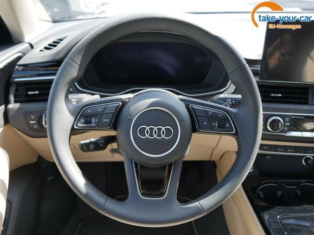 Audi A4 Avant 40 TFSI S TRONIC * ASSISTENZPAKET TOUR HEAD-UP-DISPLAY LEDER MATRIX LED SITZBELÜFTUNG