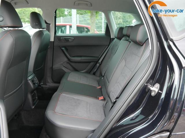 Seat Ateca 2.0 TSI DSG 4DRIVE FR * AHK FAHRERASSISTENZPAKET M PARKLENKASSISTENT VOLL-LED 18 ZOLL
