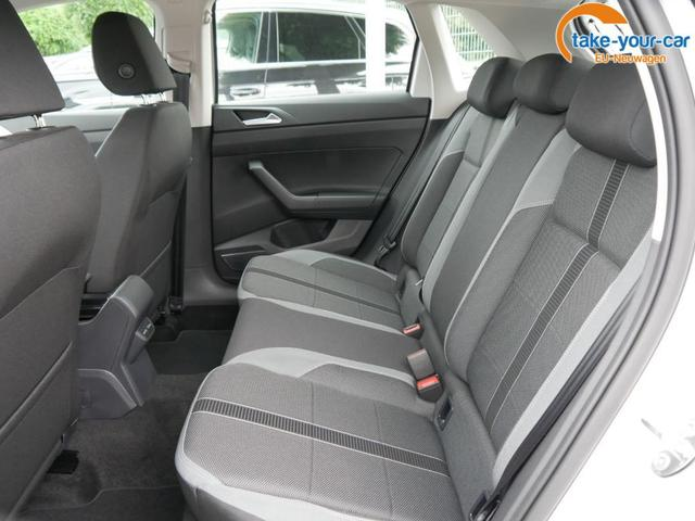 Volkswagen Polo 1.0 TSI HIGHLINE * APP-CONNECT PARKTRONIC SHZG TEMPOMAT KLIMAAUTOMATIK